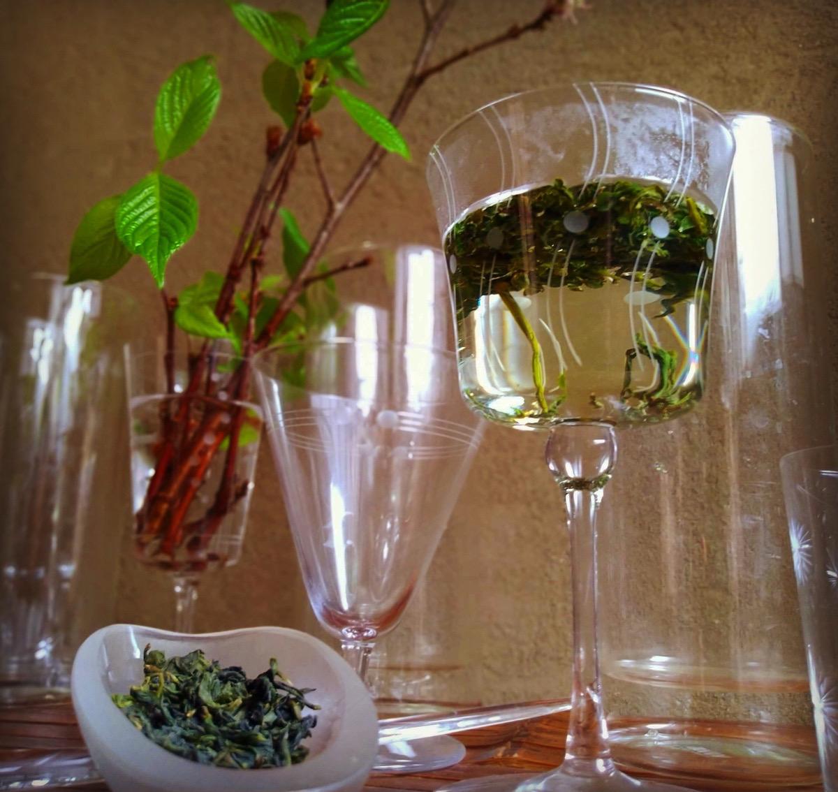 7月中国茶